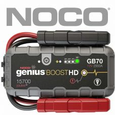 NOCO GB70 Genius Boost HD 2000 Amp 12V UltraSafe Lithium Jump Starter